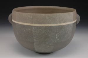 2nd place - Etched Bowl by Debra Oliva