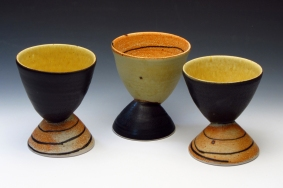 Harlow Collection - Goblets by Delores Fortuna
