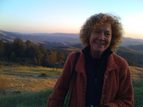 Joyce with Bon at Djerassi (6)