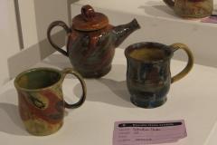 Ceramics by Sebastian Parker - 12th Grade BHS