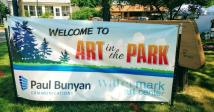 art_in_the_park_sign